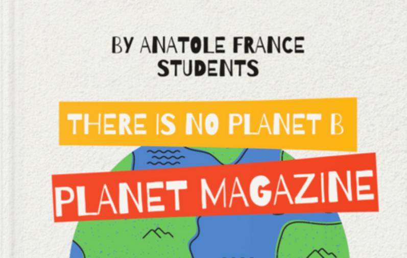 Magazine pour la planète